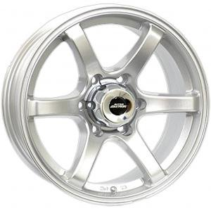 Inter Action Offroad Silver 9x20 6/139 ET20 B110.1