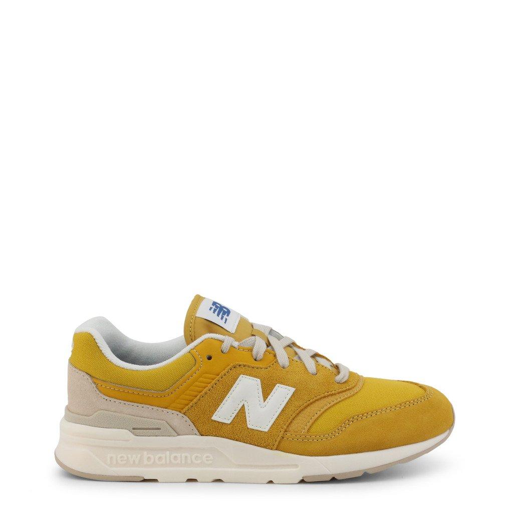 New Balance Women's Trainer Various Colours GR997HBR - yellow EU 36