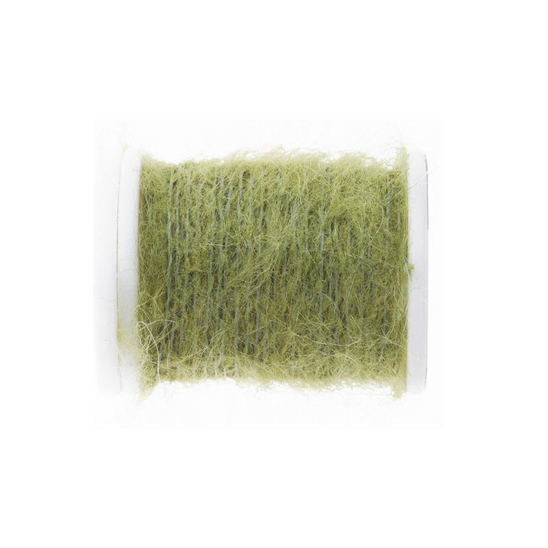 Mohair - Medium Olive Textreme