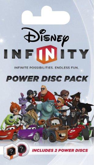 Disney Infinity Power Disc 2-pack