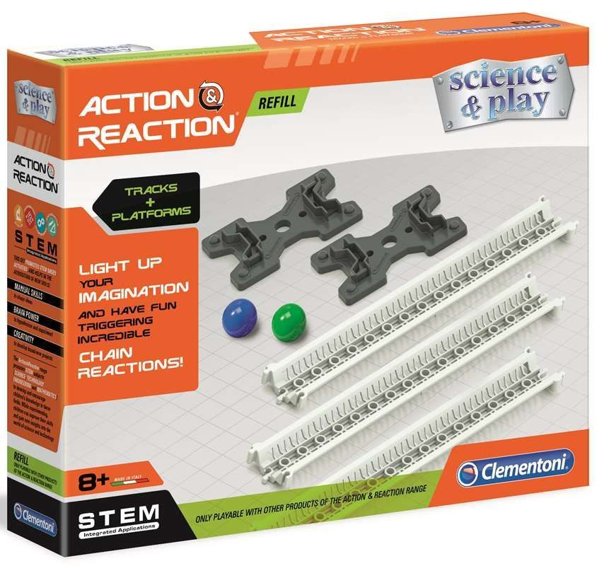 Clementoni Action & Reaction Expansionspaket