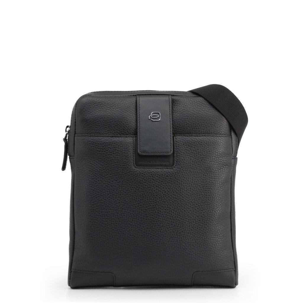 Piquadro Men's Crossbody Bag Various Colours CA1358S86 - black NOSIZE