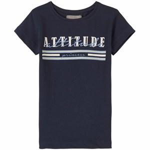 Creamie Attitude T-shirt Total Eclipse 104 cm (3-4 år)