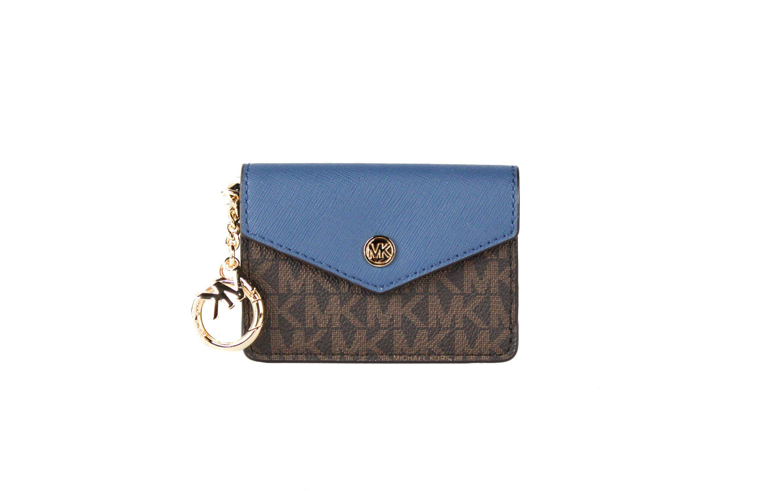 Michael Kors Women's Kala Wallet Blue 41659