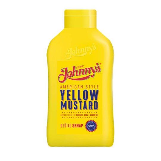 """Senap """"Yellow Mustard"""" 460g - 32% rabatt"""