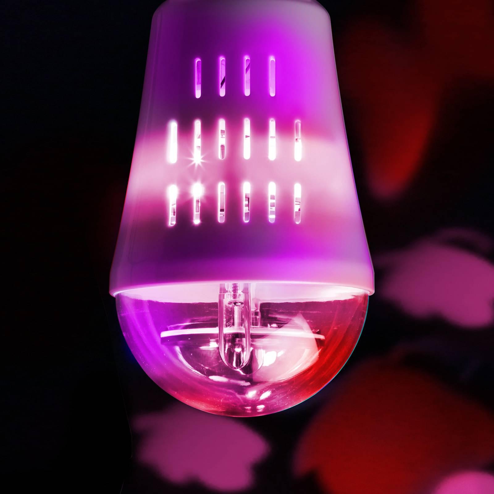 "E27 4W LED koristelamppu Perhoset"" 360°"""