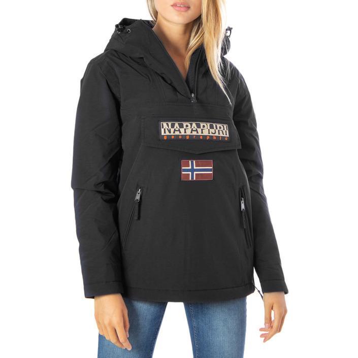 Napapijri - Napapijri Women Jacket - black L