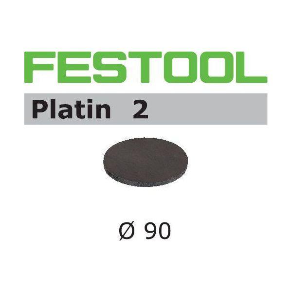 Festool STF PL2 Hiomapaperi 90mm, 15 kpl S500
