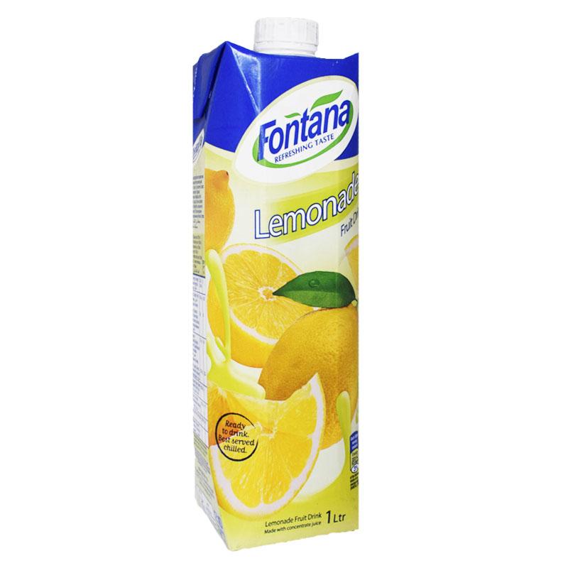 Fruktdryck Lemonad 1l - 44% rabatt