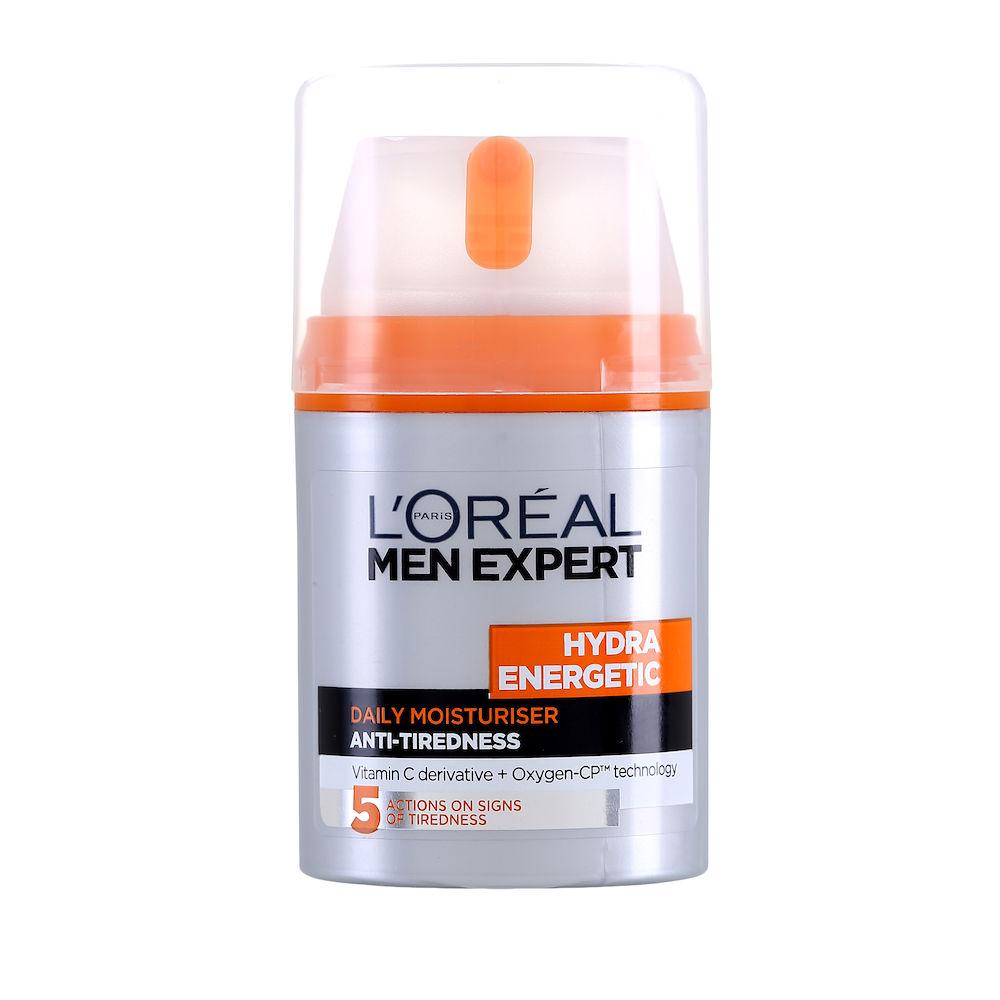 L'Oréal - Men Expert Hydra Energetic Pump - Face Cream 50 ml