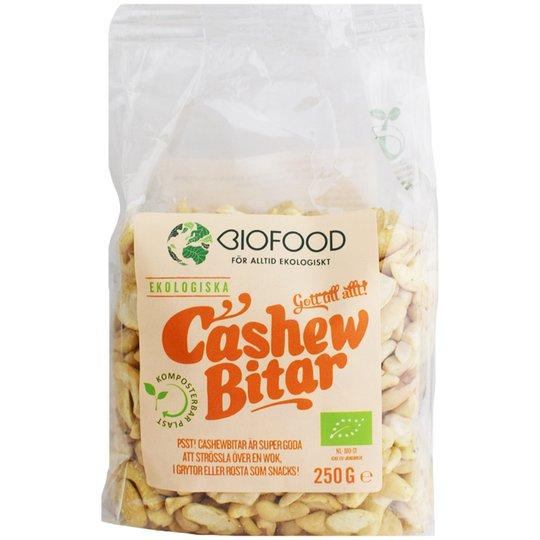 Eko Cashewbitar 250g - 49% rabatt