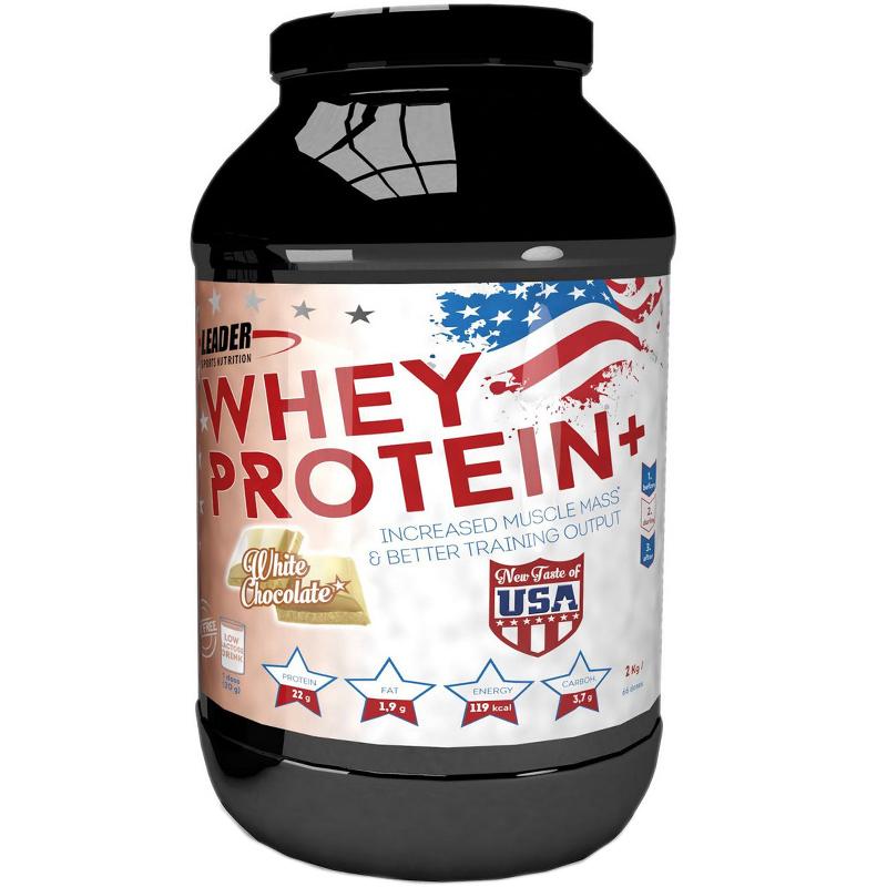"Proteiinijauhe ""White Chocolate"" 2 kg - 71% alennus"