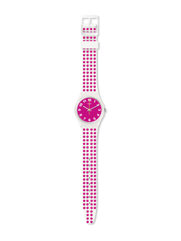 Swatch Pinkdots gw190