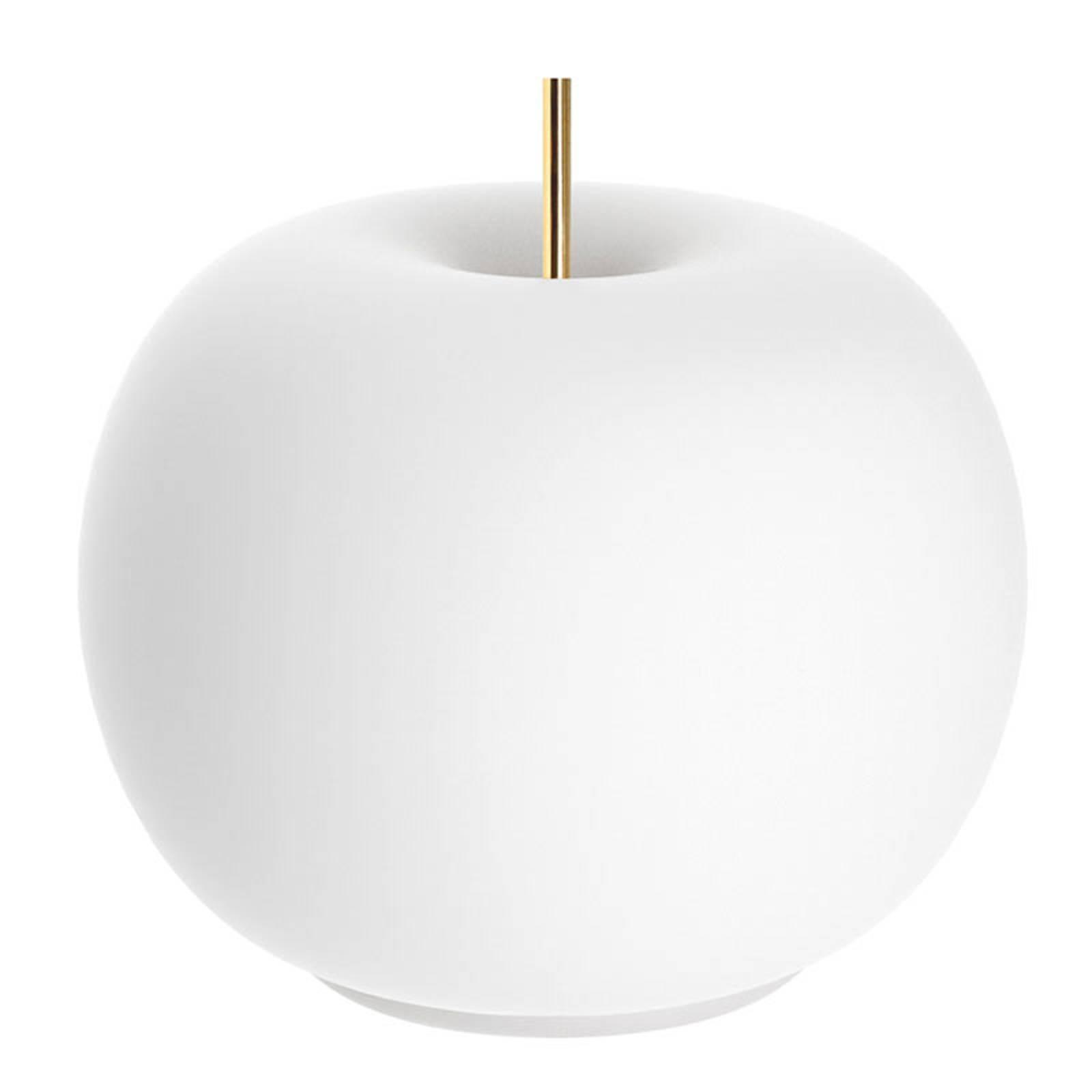 Kundalini Kushi -LED-pöytälamppu, messinki