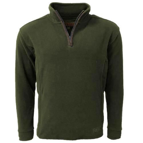 Game Technical Apparel Men's Jacket Various Colours Stanton Pullover - FOREST GREEN XXL
