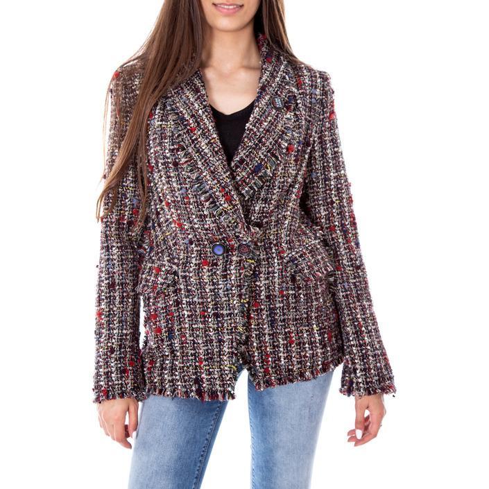Desigual Women's Blazer Grey 167687 - grey 38