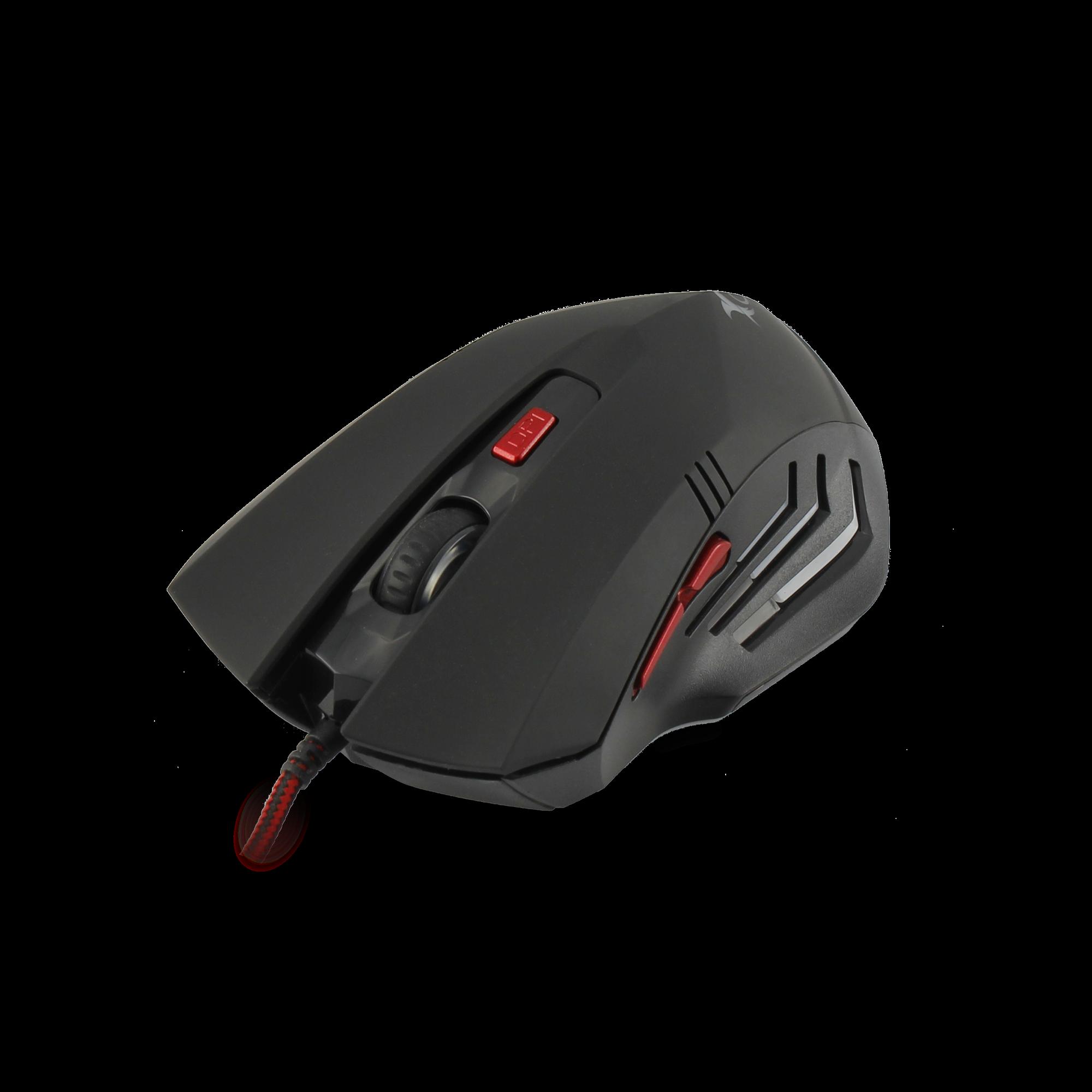 White Shark - Hannibal Gaming Mouse