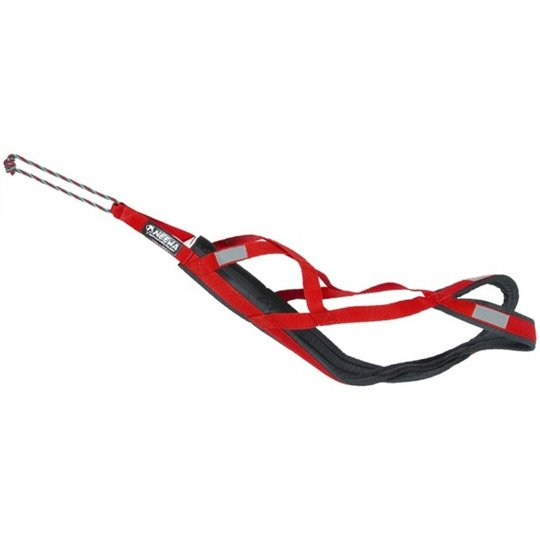 Sled Pro Dragsele (Röd Small)