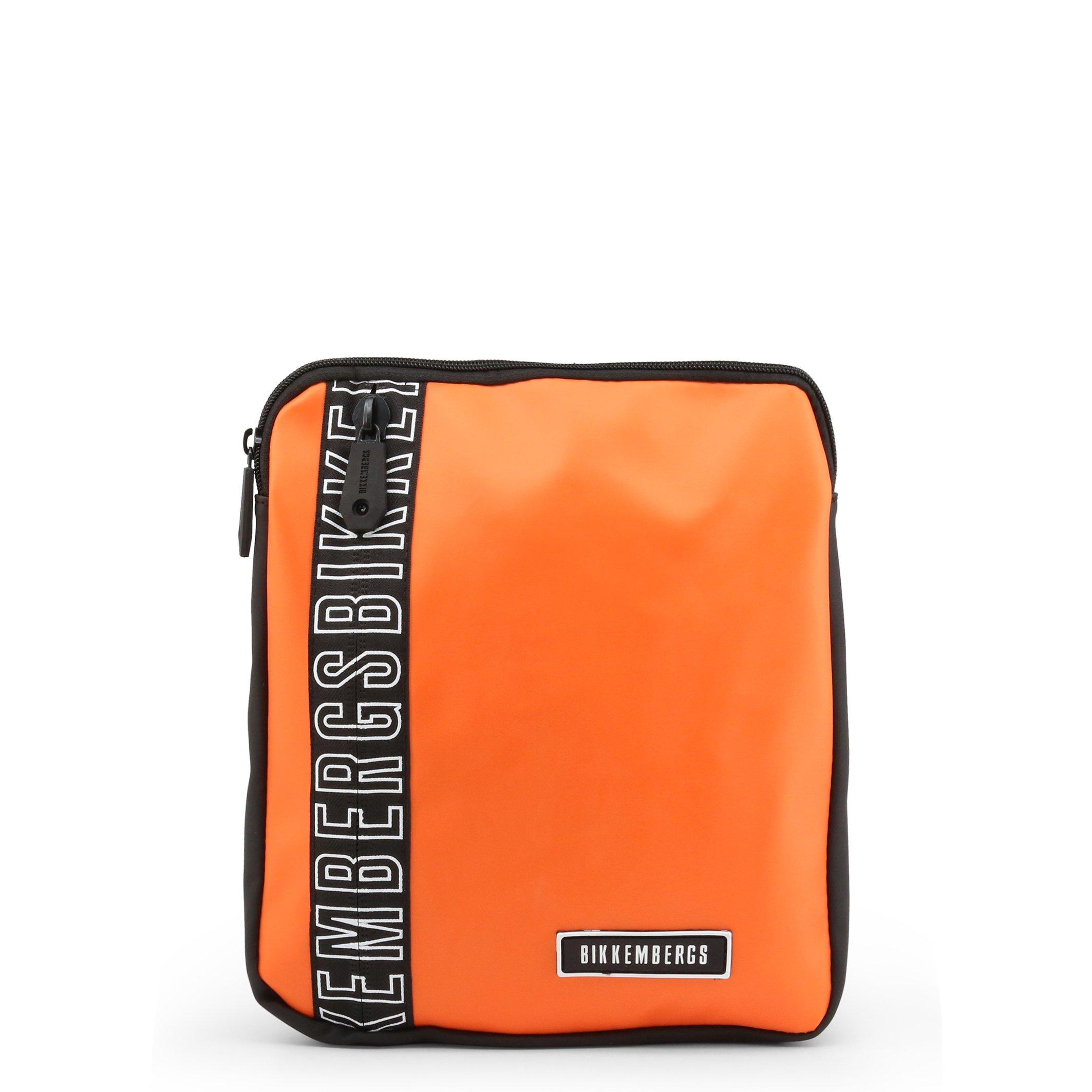 Bikkembergs Men's Crossbody Bag Various Colours E2APME170032 - orange NOSIZE