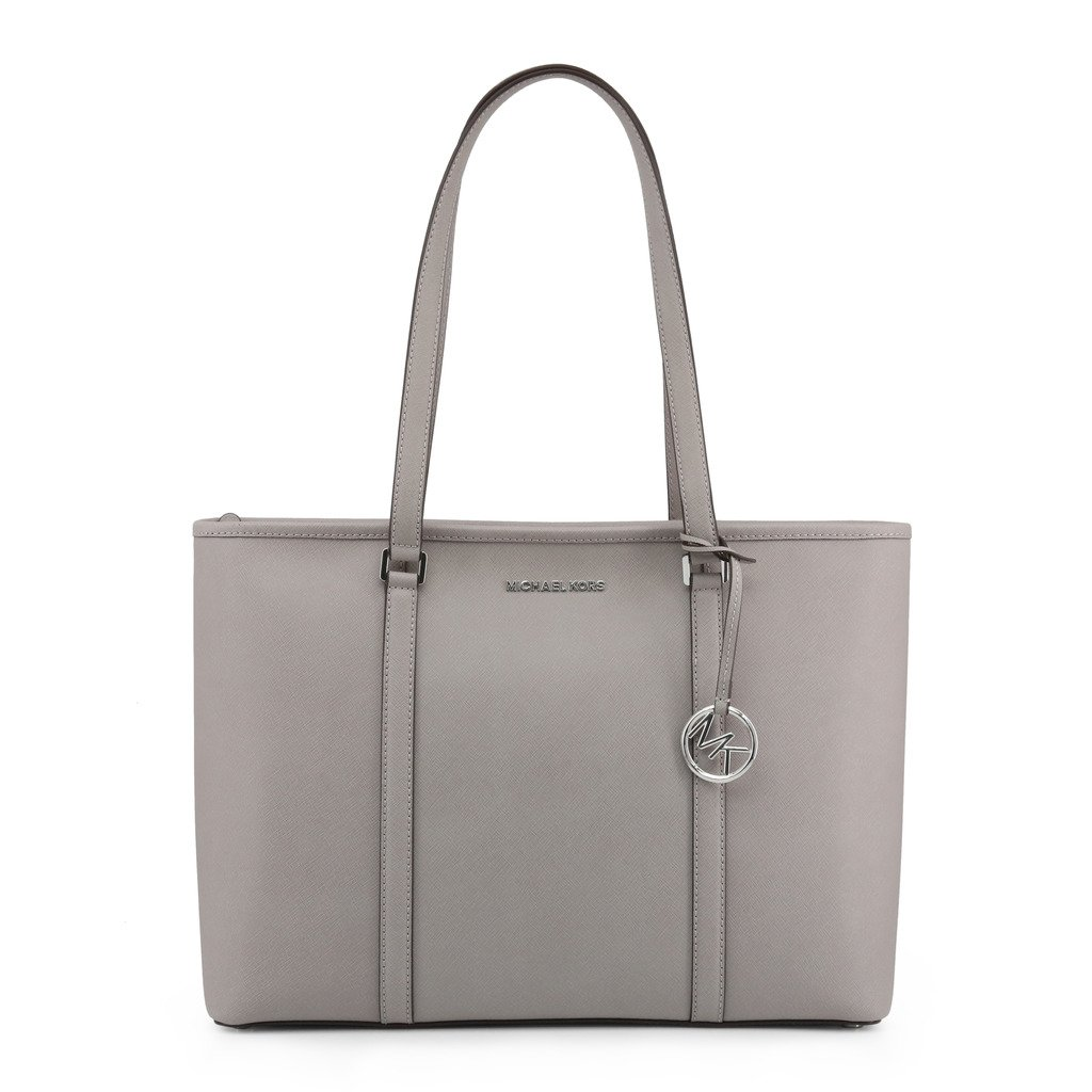Michael Kors Women's Shopping Bag Grey 35T7SD4T7L - grey NOSIZE