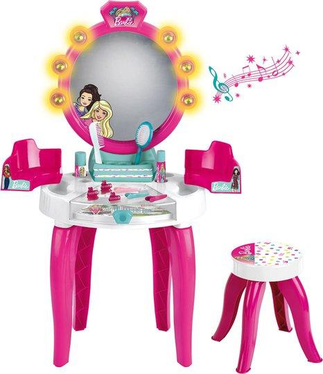 Barbie Sminkebord Med Lys Og Lyd