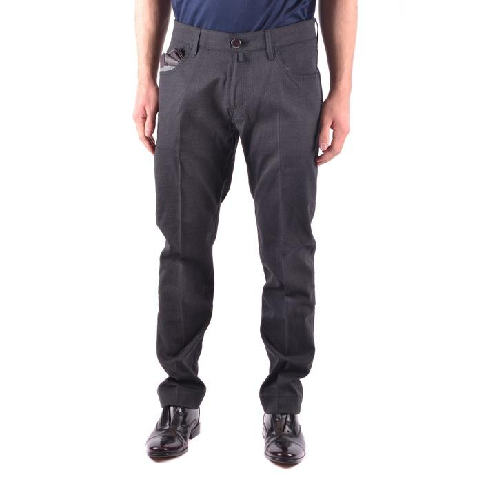 Jacob Cohen Men's Trouser Black 163006 - black 33