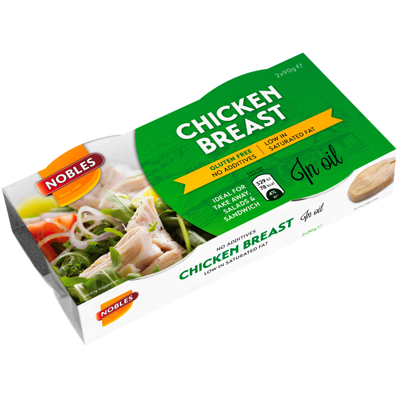 Kycklingfilé Solrosolja 2-pack - 17% rabatt