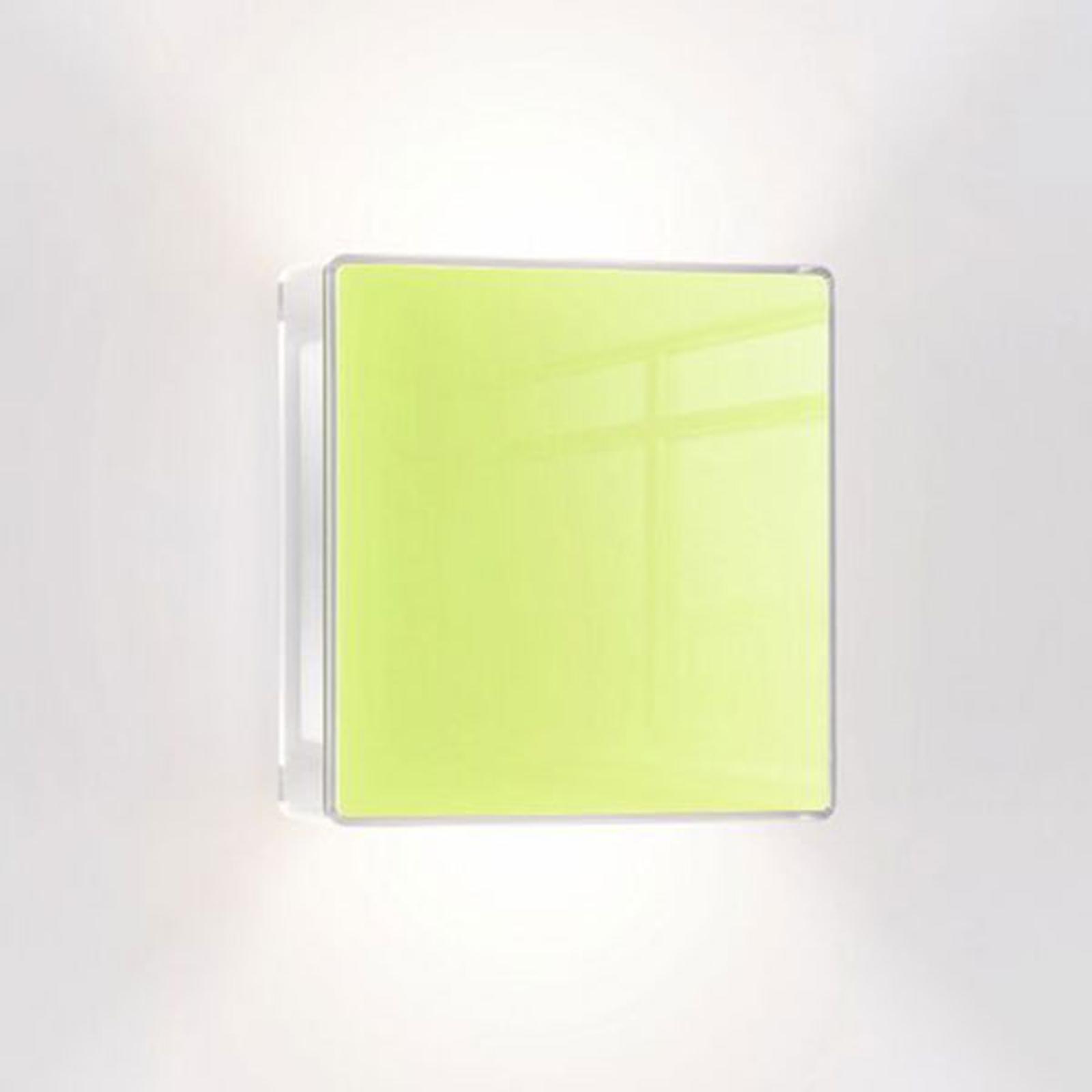 serien.lighting App – LED-seinävalaisin, vihreä