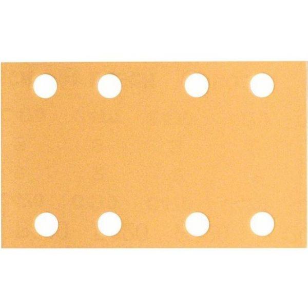 Bosch Best for Wood and Paint Slipepapir 80x133mm K40 10-pakn.