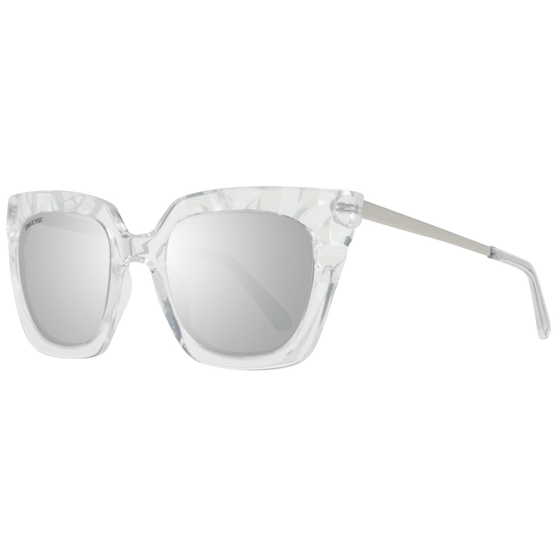 Swarovski Women's Sunglasses Transparent SK0150 5026C