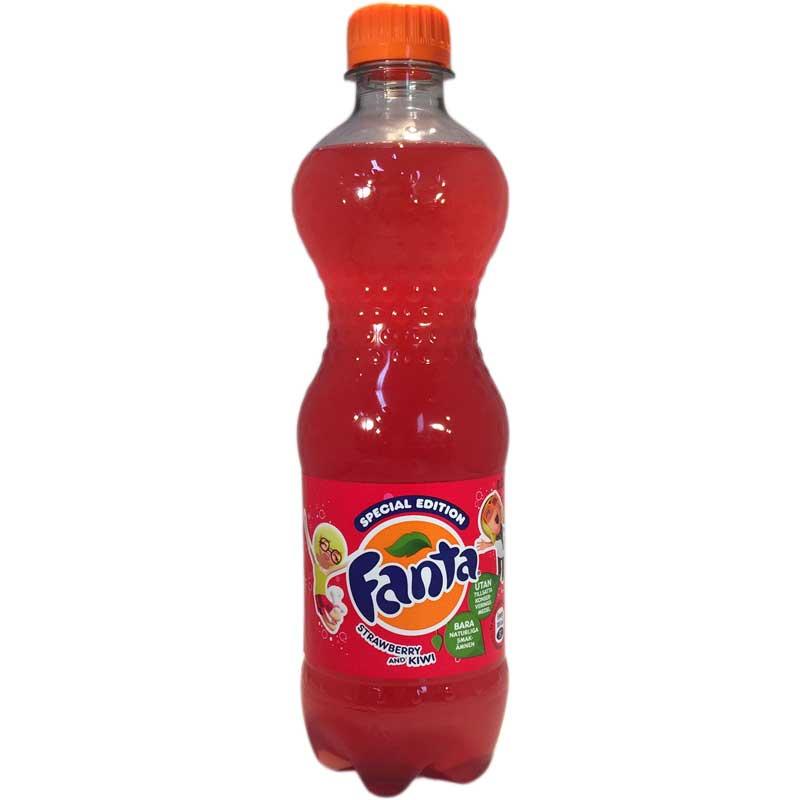 Fanta Strawberry & Kiwi - 57% rabatt