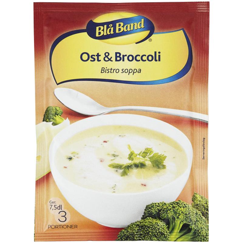 Ost & Broccolisoppa - 14% rabatt
