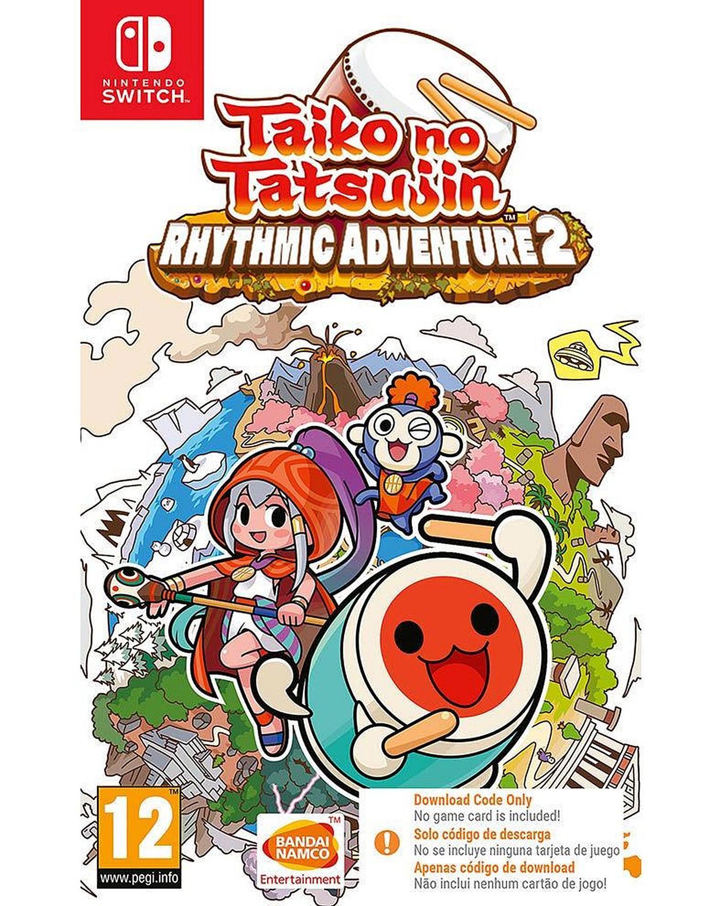 Taiko no Tatsujin: Rhythmic Adventure Pack 2