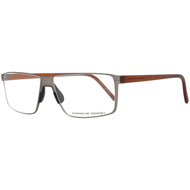 Porsche Design Men's Optical Frames Eyewear Gold P8308 57B
