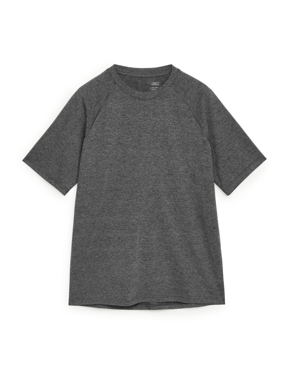 Short Sleeve Training T-Shirt - Grey