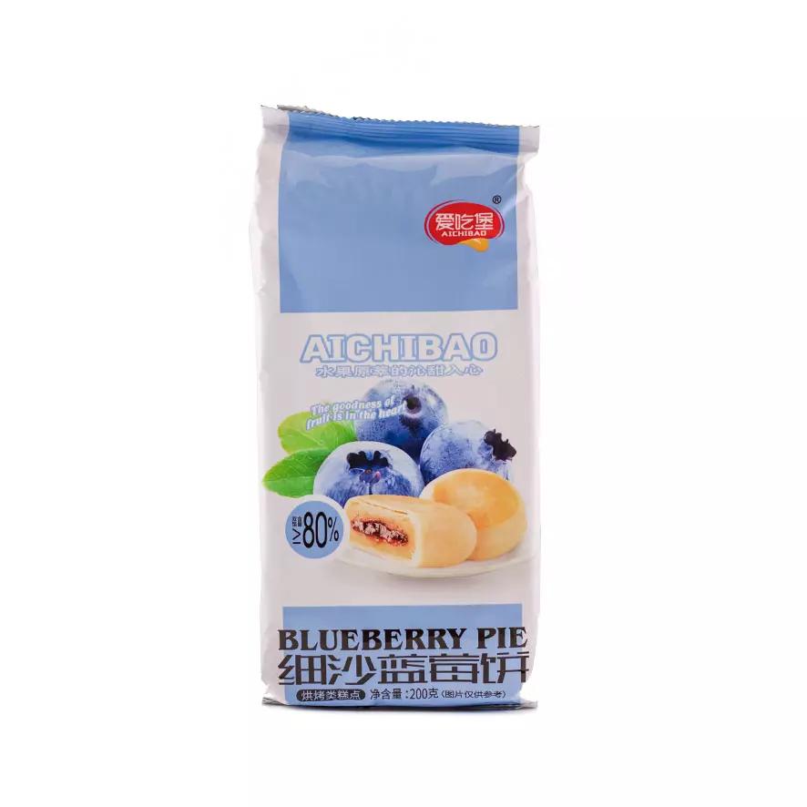 Aichibao Blueberry Pie 200g