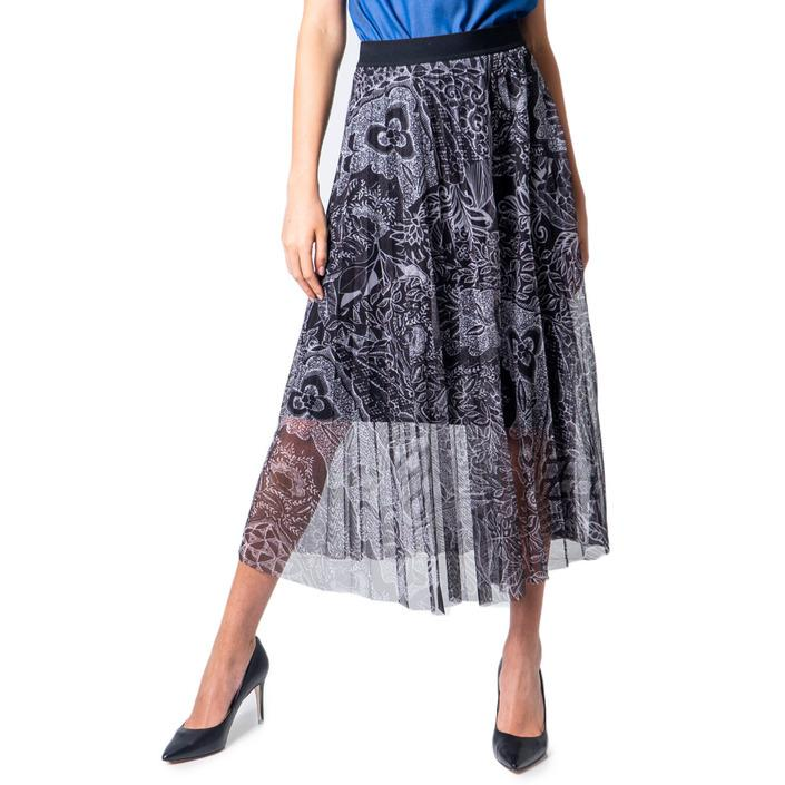 Desigual Women's Skirt Multicolor 175911 - multicolor S