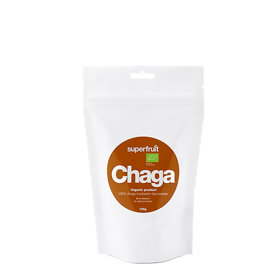 Chagapulver EKO, 100 g