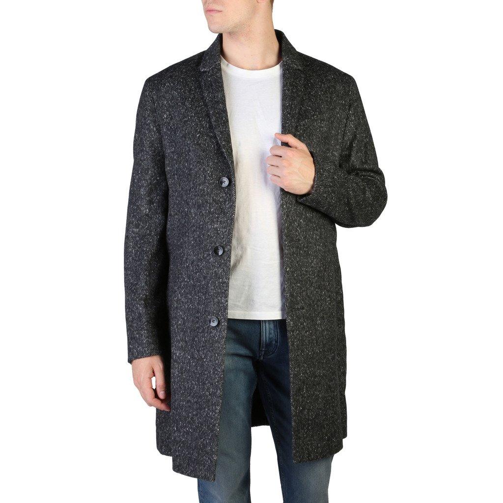 Calvin Klein Men's Coat Grey K10K101235 - grey EU 46