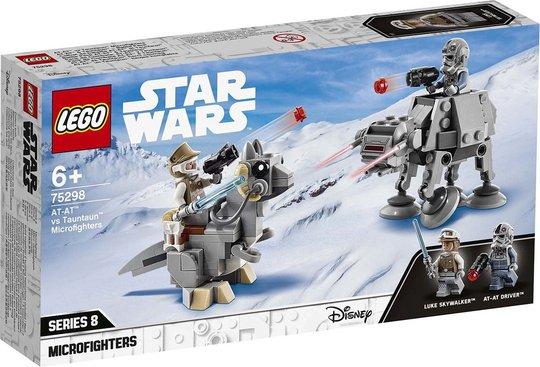 LEGO Star Wars 75298 AT-AT™ vs Tauntaun™ Microfighters