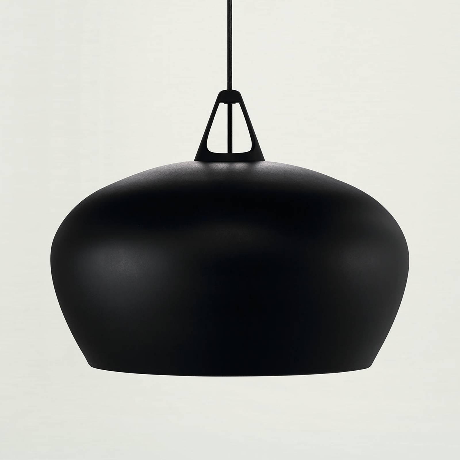 Vaikuttava Belly-riippuvalaisin, Ø 46 cm
