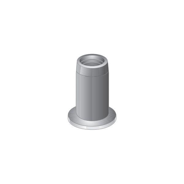 Ejot 97959 Blindnagelmutter UPO30 M4 x 10,2 mm, 500-pakning