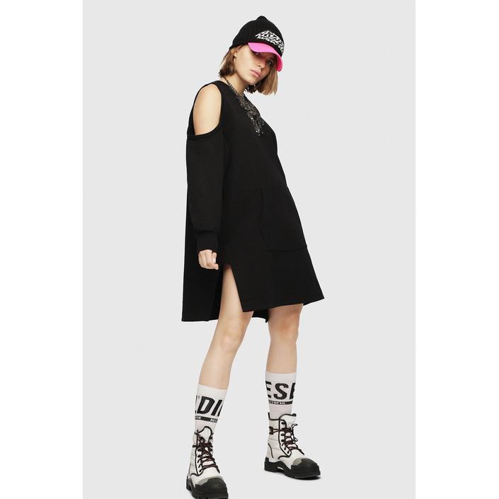 Diesel Women's Dress Black 312670 - black 2XS