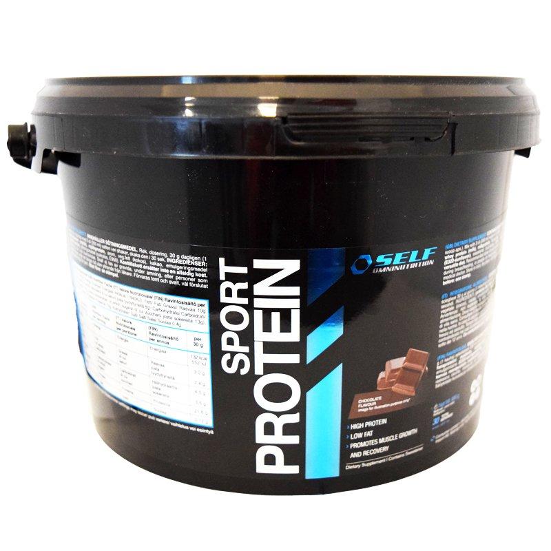 Proteiinijauhe, Suklaa 900g - 33% alennus