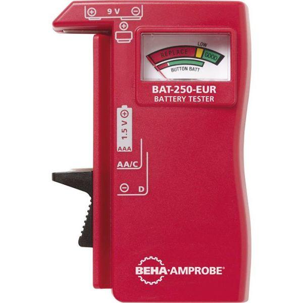 Beha-Amprobe BAT-250-EUR Akkutesteri