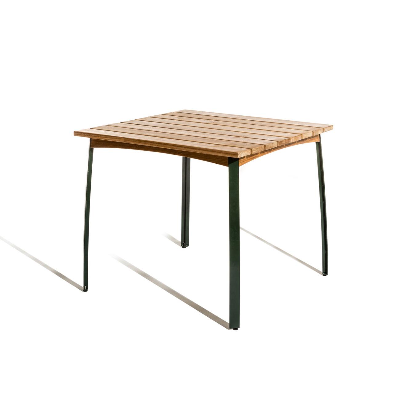 Kerteminde teakbord 80 x 80 cm, Skargaarden
