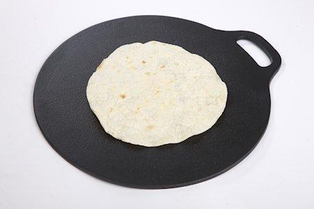 Pizzastein Emaljert Støpejern 28 cm