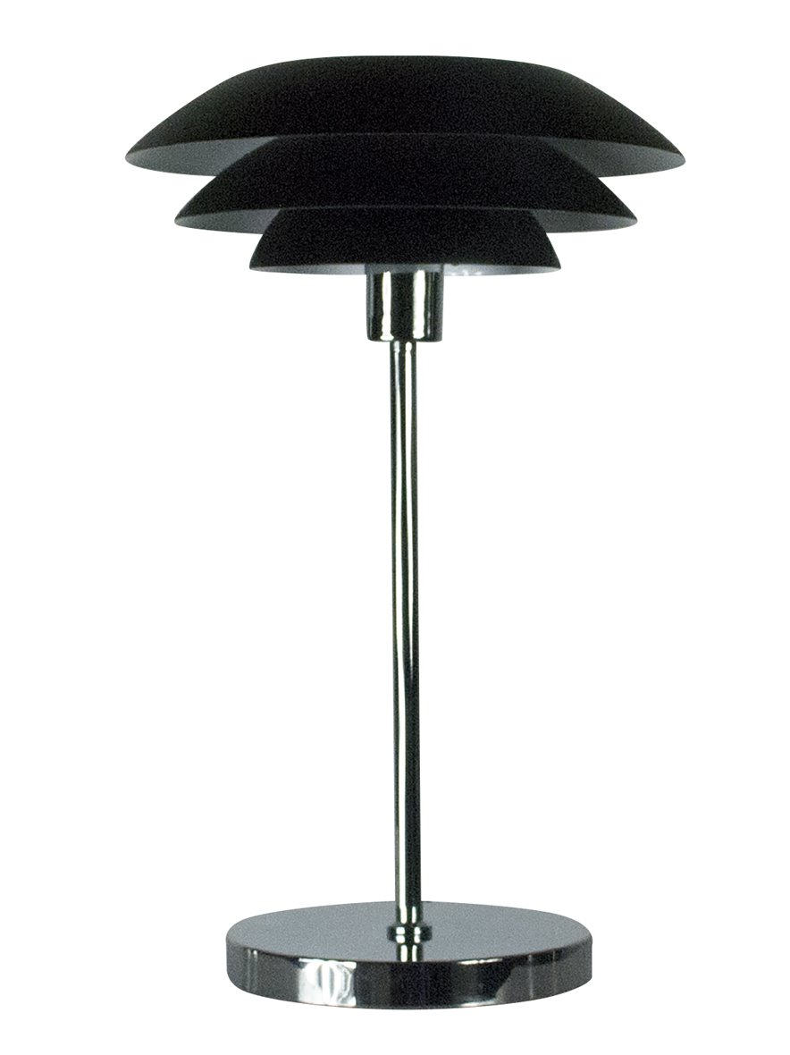 Dyberg Larsen - DL20 Table Lamp - Black (8080)