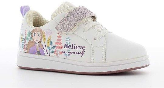 Disney Frozen 2 Sneakers, White, 25