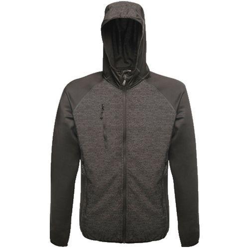 Regatta Men's X-Pro Lumen SoftShell Jacket Various Colours TRA611 - Black/Black M